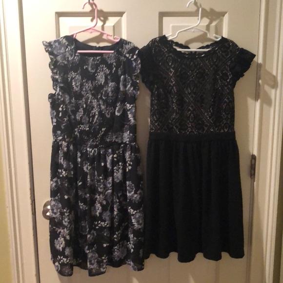 Xhilaration Dresses & Skirts - 2 LN exhilaration size XS dresses
